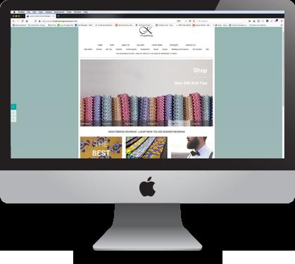 Knightsbridge Neckwear - gentlemen's ties, bows and wedding neckwear