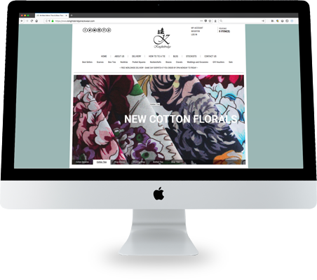 Website design, thirsk business