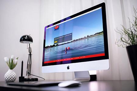 Ripon Triathlon - Wordpress & ECWID ecommerce website