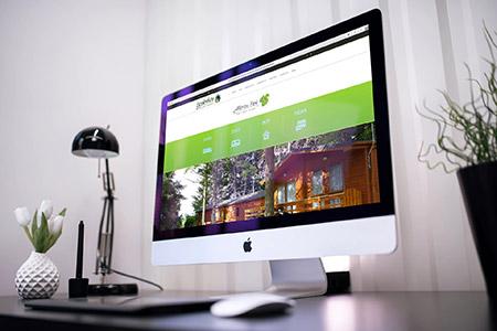 Yorkshire Holiday Parks - Wordpress website